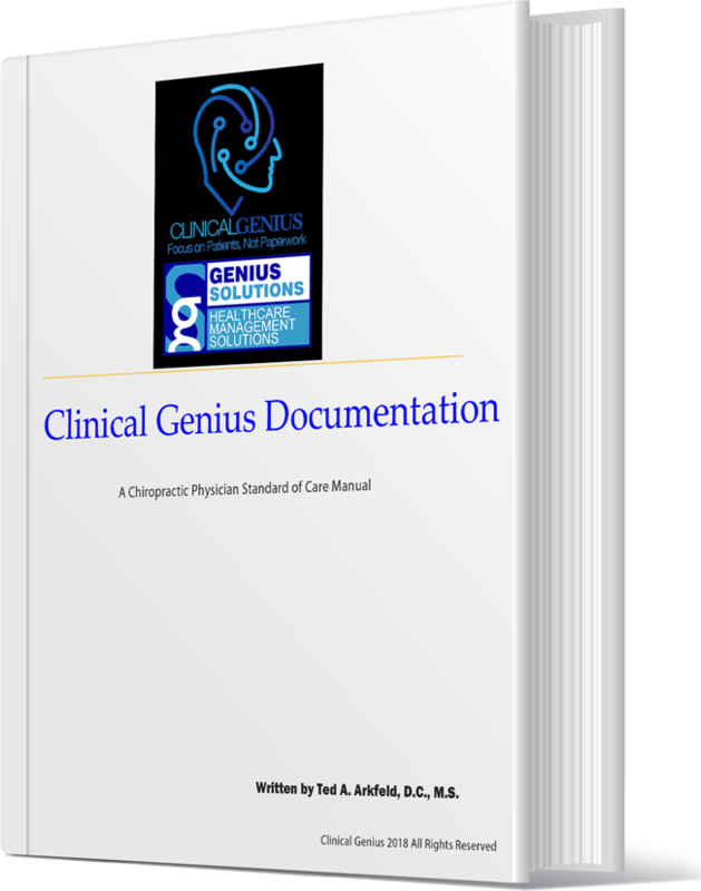 Clinical Genius Documentation and Coding Manual